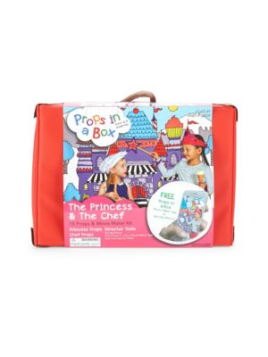 The Princess and The Chef Movie Maker Kit