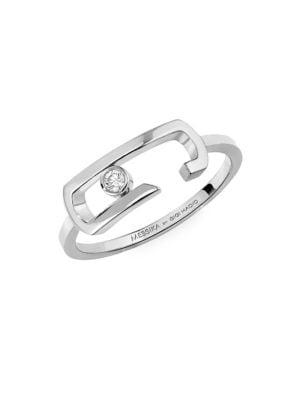 Messika Move Addiction Diamond Ring