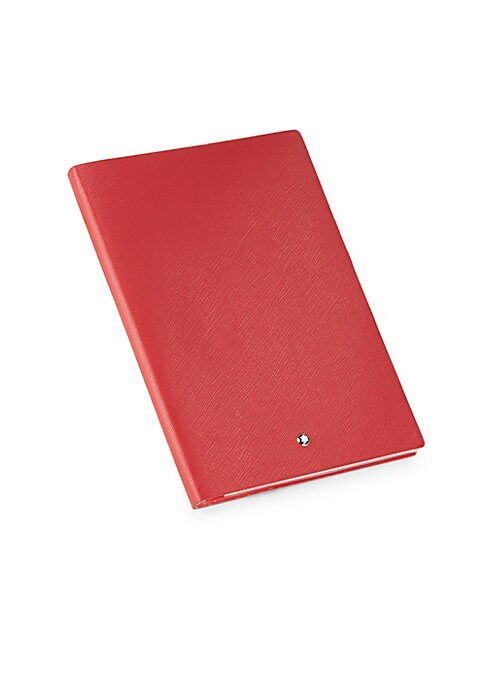 Montblanc Fine Stationery Notebook #146 Red, Lined