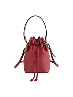 0416c3440eda QUICK VIEW. Fendi. Mon Tresor Leather Bucket Bag