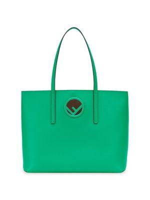 Fendi Leathers Classic Leather Shopper