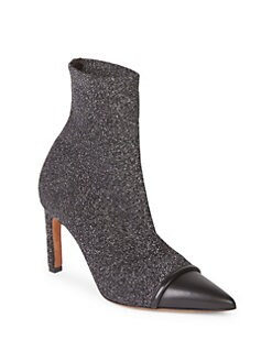 Givenchy - Graphic Boots