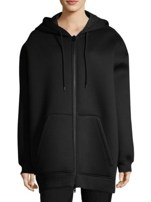 Neoprene Jersey Jacket by Givenchy