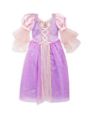 Little Girls Rapunzel Prestige Dress