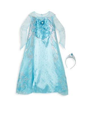 Toddlers Little Girls  Girls Elsa Prestige Dress