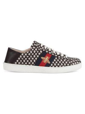 e29f853a2e4 Gucci - GG Supreme Sneaker - saks.com