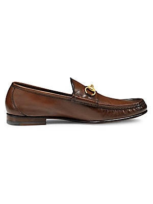 9a5e437fdb1 Gucci - 1953 Horsebit Leather Loafer - saks.com