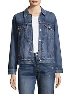 Image result for levi's cotton denim jacket #jeanjacket
