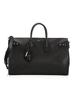 3ea257b299 Saint Laurent. Sac Du Jour Leather Duffle Bag