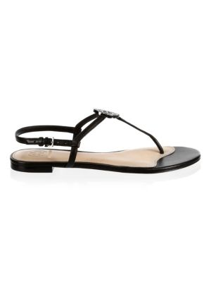 Liana Leather Sandals by Tory Burch