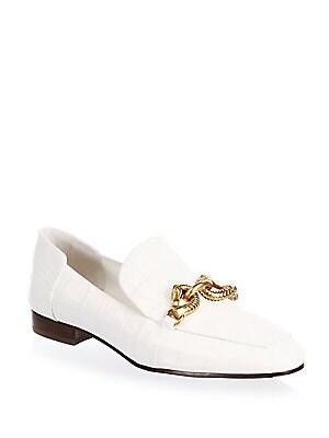 fe748851555 Tory Burch - Jessa Leather Loafers - saks.com
