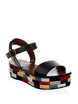 0a6b6497e713 Tory Burch - Camilla Flatform Sandals - saks.com