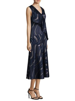 Lafayette 148  Simone A-Line Dress