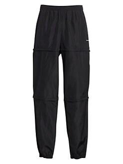 f9d1cc23d8 Balenciaga. Zip Track Pants