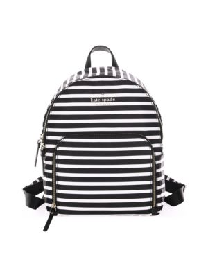Watson Lane - Small Hartley Nylon Backpack - Black