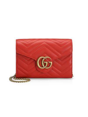 2dbed3300253 Gucci - Soho Leather Disco Bag - saks.com