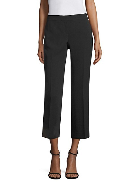 Manhattan Flare Cropped Pants