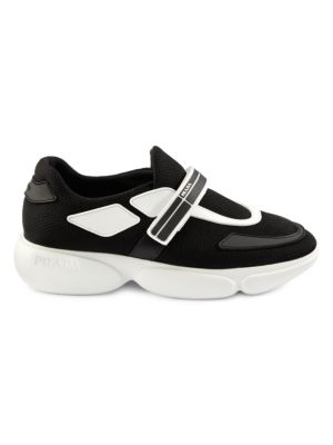 Cloud Bust Chunky Sneakers by Prada