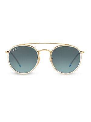 df41d0c9fd Ray-Ban - Blaze General Iridescent Oversized Sunglasses - saks.com