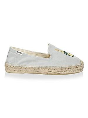 a291edb187e Soludos - Mimosa Smoking Slippers - saks.com