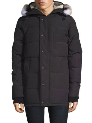 canada goose jacket saks