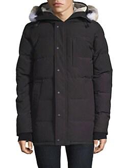 canada goose Outerwear Birchbark Black