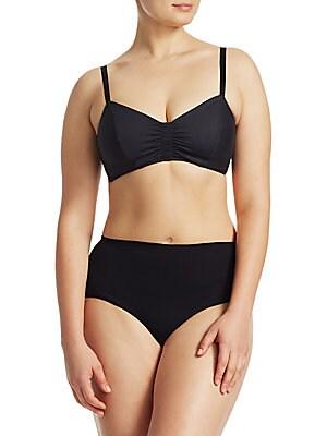 5ff9817d326a9 Malia Mills - It's a Cinch Bikini Bottom - saks.com