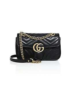 7313bfb65ecb5 Gucci. GG Marmont Matelassé Mini Bag