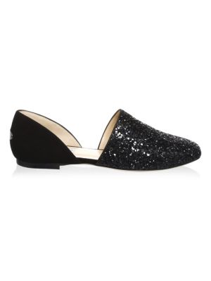 Shine D'orsay Flats by Jimmy Choo