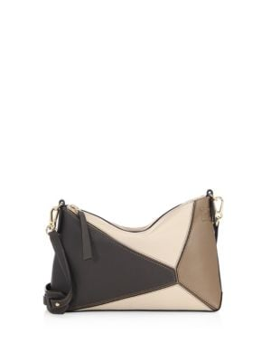 Small Puzzle Crossbody Bag by Loewe