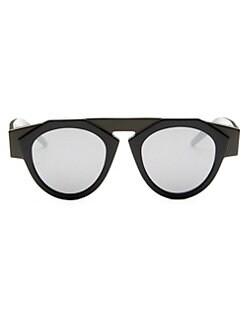 f78da4b6f Smoke X Mirrors. Smoke x Mirrors x FIORUCCI Atomic3 Round Sunglasses
