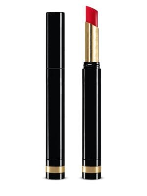 Image of Gucci Cosmetics presents Sensuous Deep-Matte Lipstick a new contemporary formula, which underscores a woman's individual beauty, and desire to change her style. Gucci Sensuous Deep-Matte Lipstick provides intense color created from vibrant pigments for a