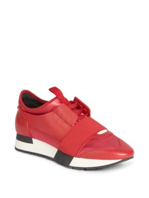 Race Low Top Sneakers by Balenciaga
