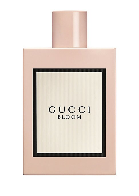 Image of Capturing the spirit of the contemporary, diverse, and authentic women of Gucci, envisioned as a thriving garden of flowers, Bloom for her is created to unfold like its name. Notes of natural tuberose and jasmine create an unexpectedly rich white floral s