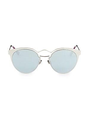 2af915085b8 Dior - Nebula 54MM Round Sunglasses - saks.com