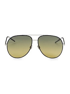 470d17f7ef Dior. Astral 59MM Aviator Sunglasses