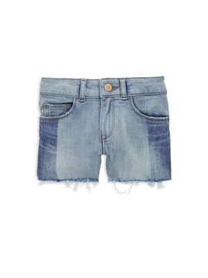 Little Girls Lucy Denim Shorts