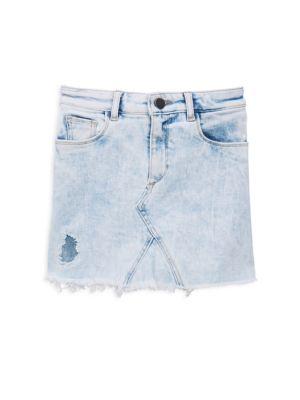 Little Girls Jenny Denim Skirt