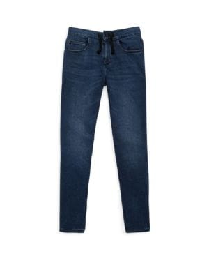 Toddlers  Little Boys William Track Chino Pants