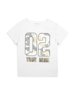 Toddlers Little Boys  Boys Camouflage Cotton Tee