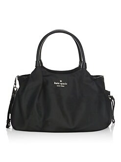 43966263e165 Kate Spade New York. Classic Zippered Diaper Bag