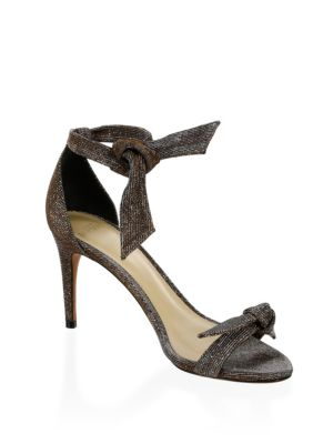 Clarita Ankle Tie Sandals by Alexandre Birman