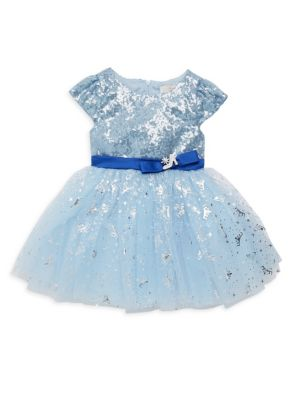 Disney x Tutu Couture Toddlers Cinderella Sequin Bodice Dress