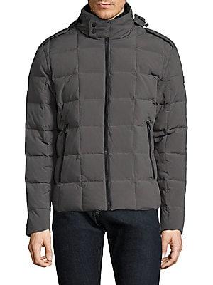 Tumi. Down-Filled Jacket
