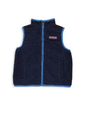Toddlers Little Boys  Boys Faux Fur Vest