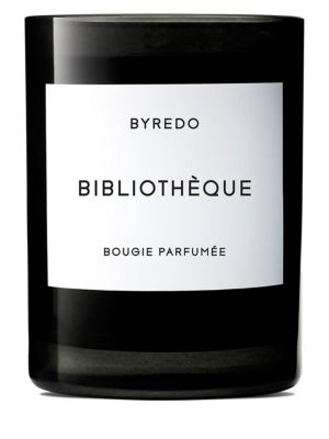 Byredo Bibliotheque Scented Candle