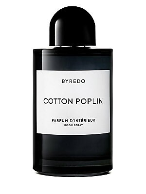 Image of BREYDO presents this room spray housed in a luxurious balckglass bottle, made to fragrance your home with a beautiful scent. Notes: Top: Blue Chamomile Heart: Linen, White Cedarwood Base: Sweet Musk. 8.5 oz. Made in France. Fragrances - Byredo-thierry Mug