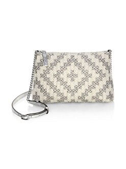 Product Image Quick View Eric Javits Geometric Crossbody Bag