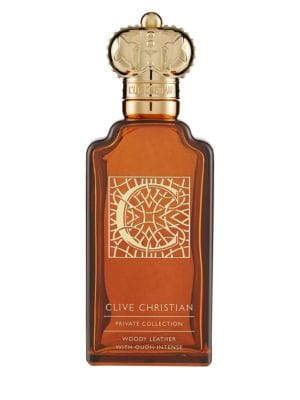 Image of A deep woody Oriental that imparts a seductive smokiness onto the skin thanks to its fusion of Saffron and tobacco. Mandarin adds a pleasing balance. 3.38 oz. Imported.