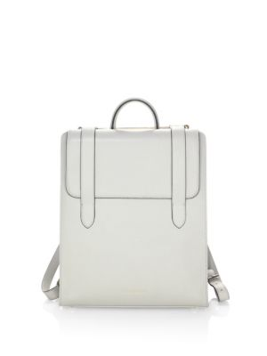 Strathberry Radiant Leather Backpack